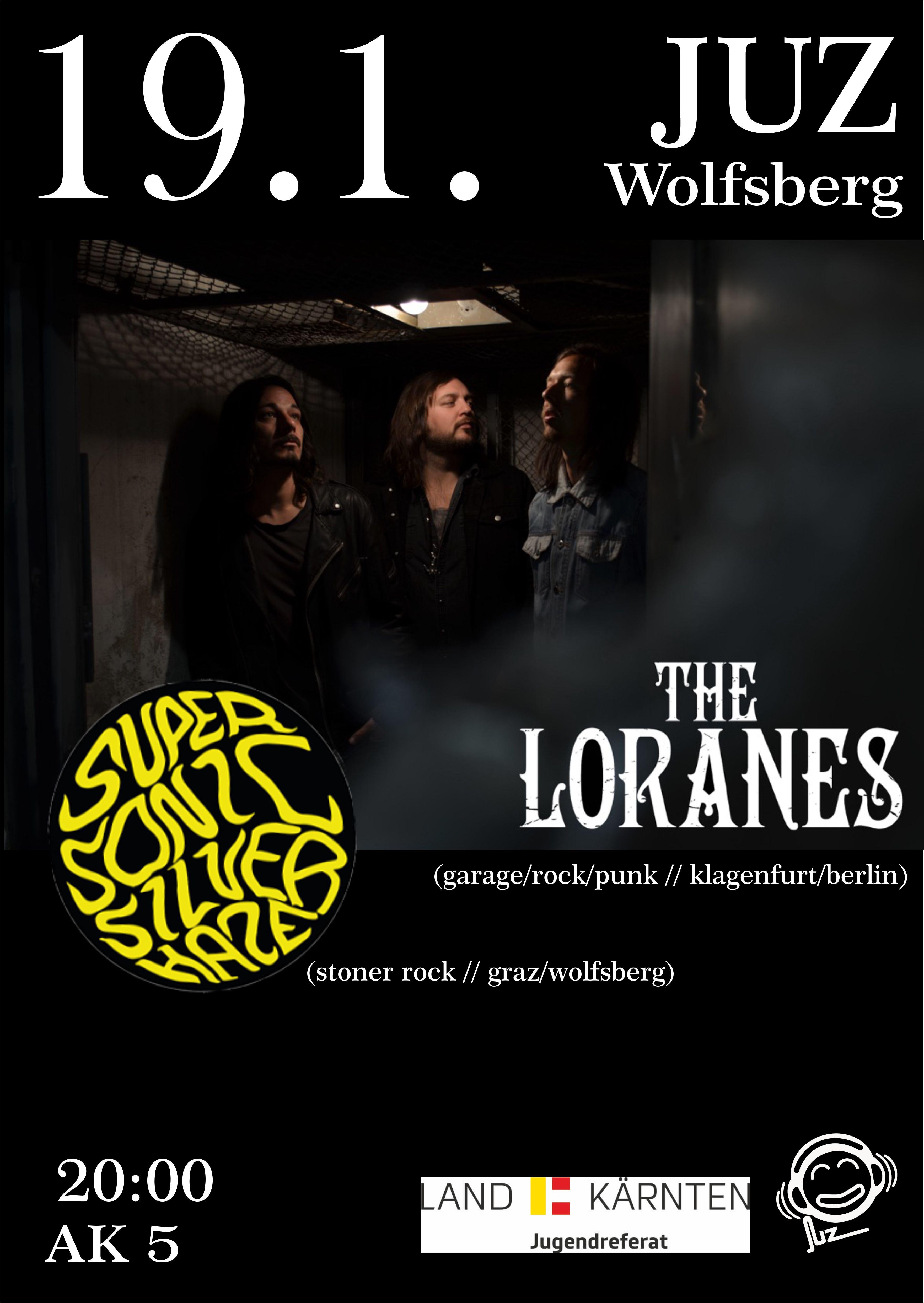 Loranes_Plakat