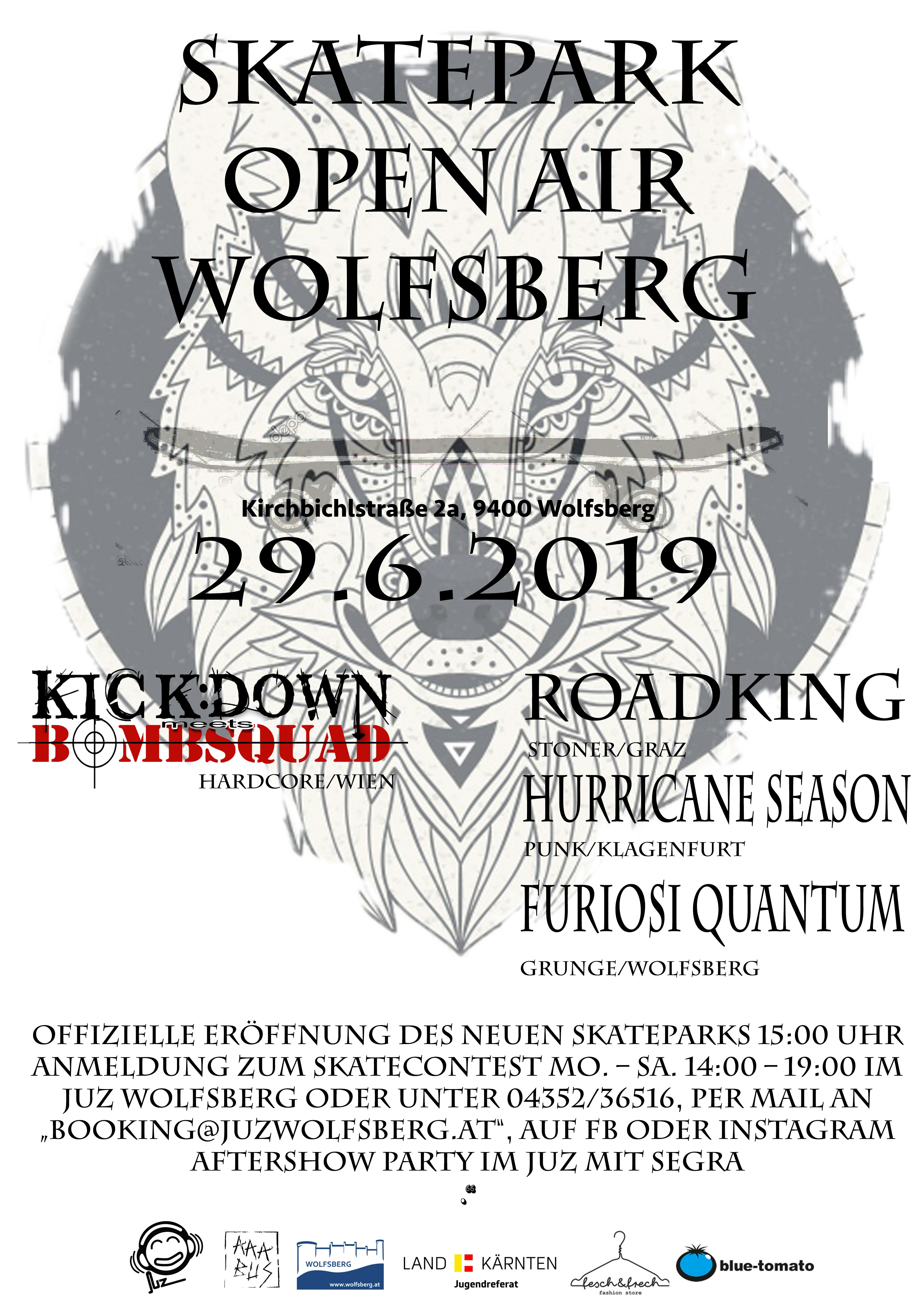 Skate Park Open Air Wolfsberg